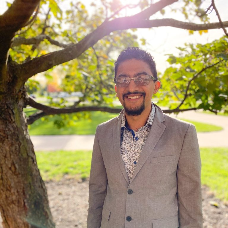 RCS Ph.D. Candidate Giovanni Salazar Calvo Awarded the 2021 Varg Sullivan Award