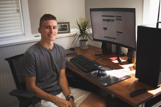 Students Find Opportunities for Remote Internships