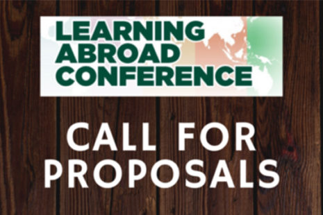 MSU 2021 Learning Abroad Conference Webinar Series – Call for Proposals!