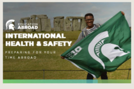 Health and Safety Abroad Webinars