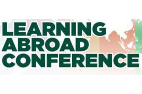 Presentation Opportunity: Learning Abroad Conference