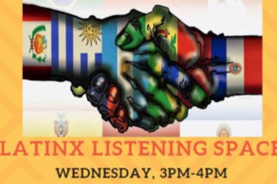 EVENT SERIES: Latinx Listening Space