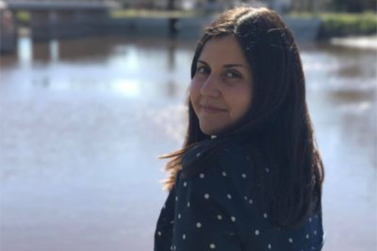 RCS M.A. Student Maria Laura Zalazar Serves in New Role as Graduate Assistant with the Spanish Writing Center