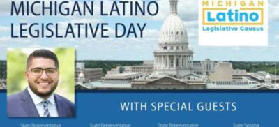 EVENT: Michigan Latino Legislative Day, October 7th