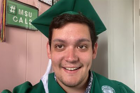 STUDENT VIEW: Brandon Lawler: Dear Fellow Graduates