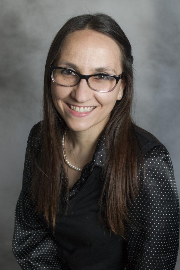 Andreea M. Prundeanu-Thrower, Ph.D.