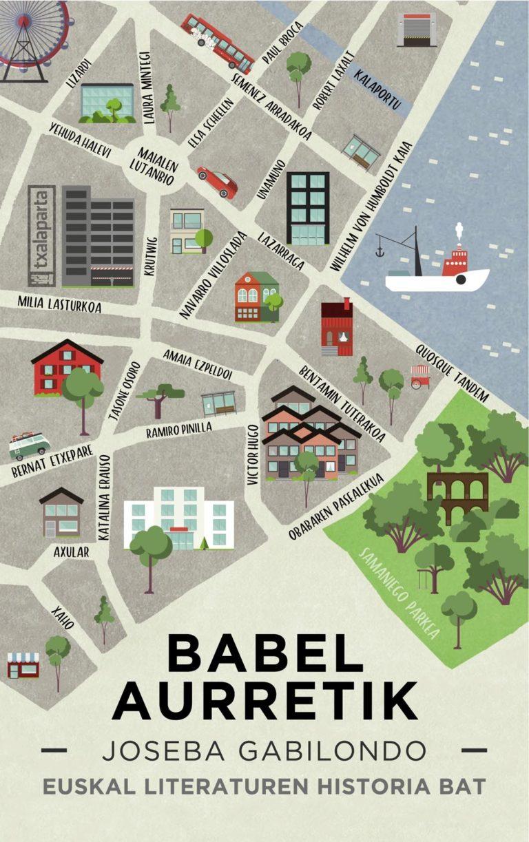 "RCS Celebrates Dr. Joseba Gabilondo's New Basque Translation of His Book – ""Before Babel: A History of Basque Literatures"""
