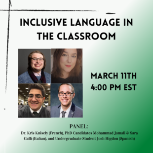 RCS DEI Committee Presents: Inclusive Language in the Classroom, March 11th