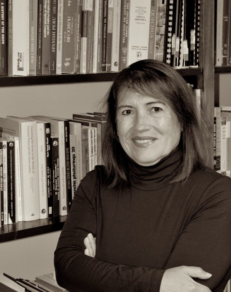 """RCS Professor Dr. Rocío Quispe-Agnoli interviewed by WKAR and The State News for """"The Science of Grief"""" and Women's History Month"""