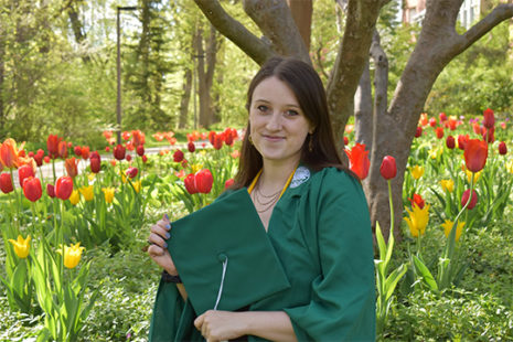 Alumna Accepts Fulbright English Language Teaching Assistantship in Spain