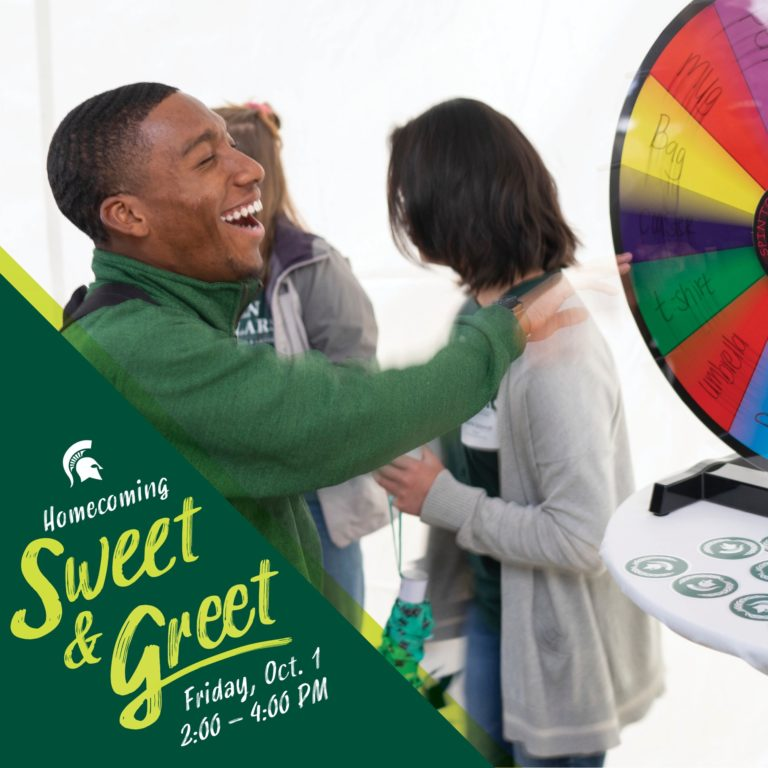 2021 Homecoming Event: Sweet & Greet